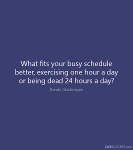 hour schedule