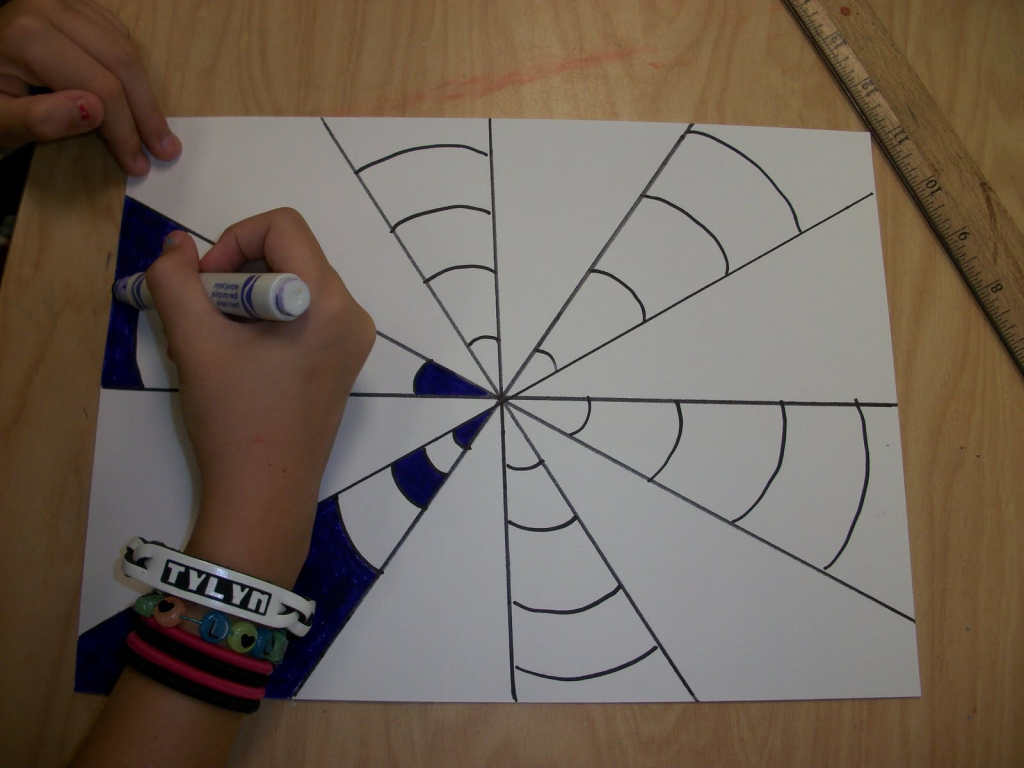 3-d drawing