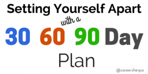 day action plans setting yourself apart with a day plan @careersherpa
