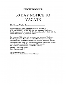 day eviction notice template day eviction notice template free day eviction notice template