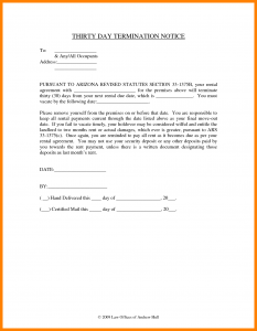 day notice to landlord california tenant day notice to vacate landlord notice vacate letter