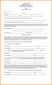 day notice to landlord template day notice to landlord template day notice to landlord template