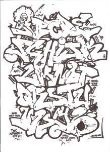 d graffiti letters graffiti d style alphabet graffiti letters styles final graffiti alphabet letters graffiti