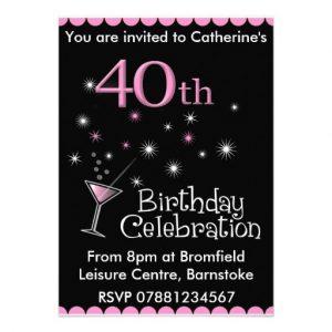 th bday invitation th birthday party invitation cocktail glass rebbacabaeabafaf dnm byvr