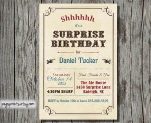 th birthday invitations for him birthday invitations