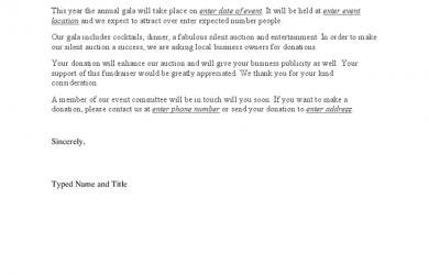 c donation receipt special event auction donation letter