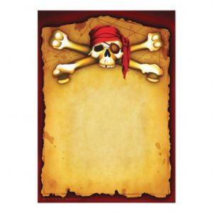 th birthday invitation template pirate birthday invitation template free