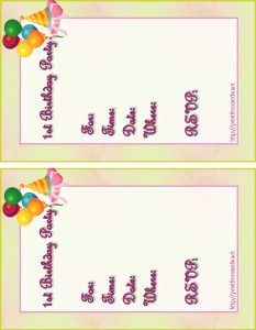 th birthday invitations free printable birthday party invitations printable birthday party invitations