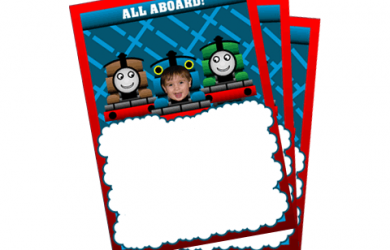 th birthday invitations invites thomas friends