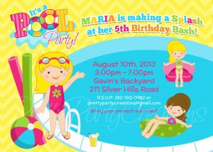 th birthday invites elegant pool party invitation cards for your birthday invitation cards for teenagers with pool party invitation cards