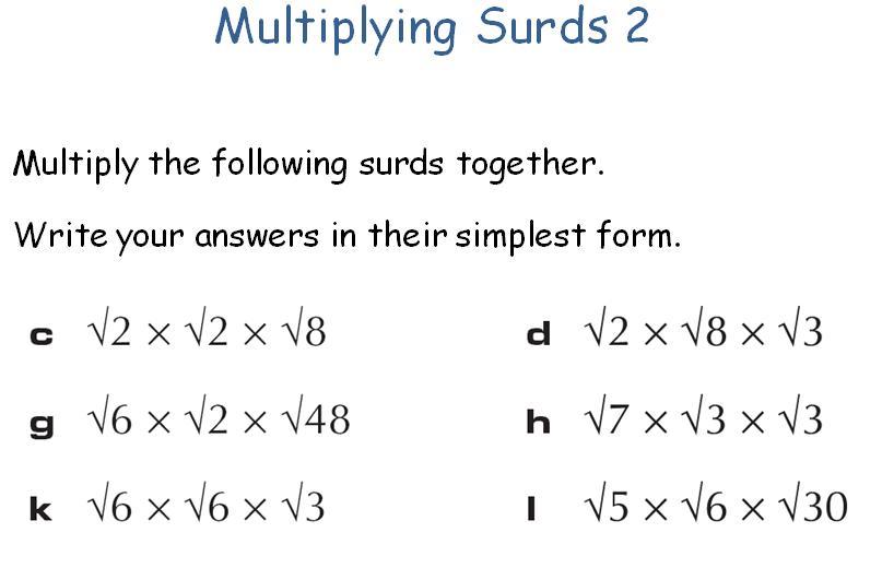Th Grade Algebra Worksheets  Template Business