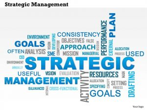 day action plan strategic management word cloud powerpoint slide template slide