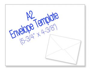 a envelope template printable envelope template x