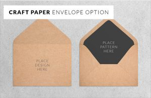 a envelope template x envelope template psd