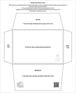 a envelope template free printable x envelope template design