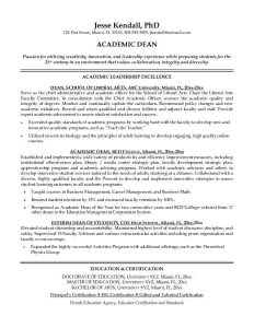 academic curriculum vitae academic curriculum vitae from grand canyon university