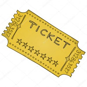 admission ticket template depositphotos vintage cinema ticket