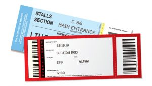 admission ticket template tickets