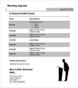 agenda template free free download conference call meeting agenda template