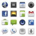 android app icons android gui