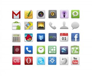 android app icons faenza icons for android app freebie