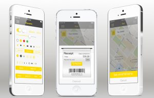 android app template taxi app template iphone ios phones