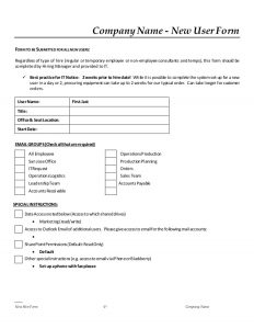 apartment checklist pdf new hire it request form