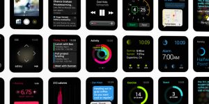 app designs templates ios apple watch ui