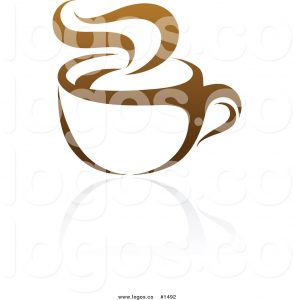 app designs templates royalty free coffee vector logo by elena