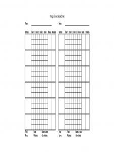 application for employment template blank cricket score sheet d