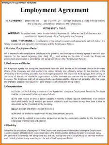 application for employment template dental nurse contract of employment template employment agreement template