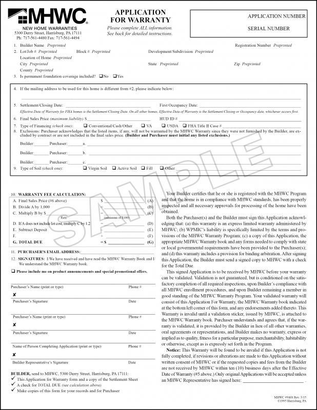 Application Forms Template  Template Business