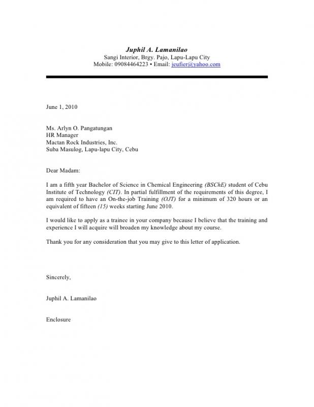 Application letter format template business application letter format yelopaper Gallery