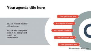 appointment calendar templates pptx flat design agenda