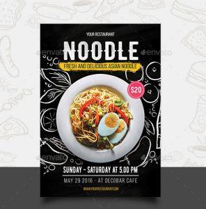 apps design templates restaurant flyer psd templates