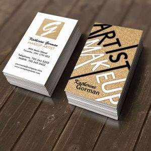 artist business card fcfffccbcdabe makeup artist cards makeup artist business cards