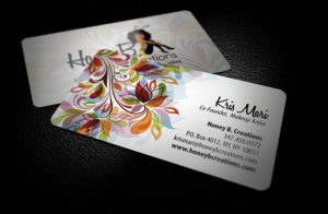 artist business card hair and makeup artist business cards