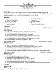 artist statement template forklift operator resume format