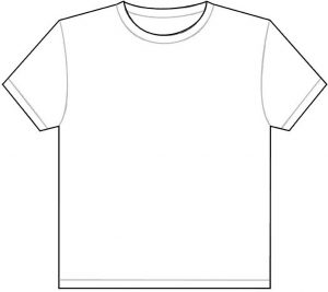 artist website templates basic tshirt template
