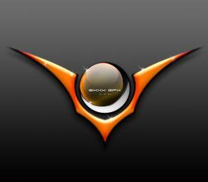 artist website templates logo by gnuen