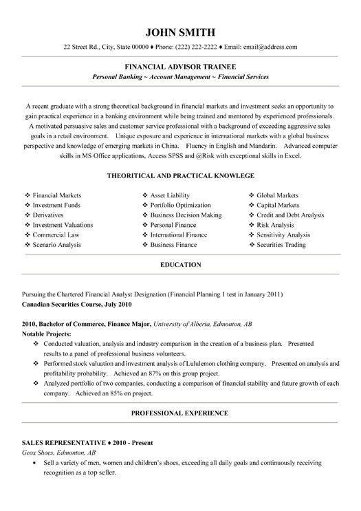 Assistant Store Manager Resume | Template Business