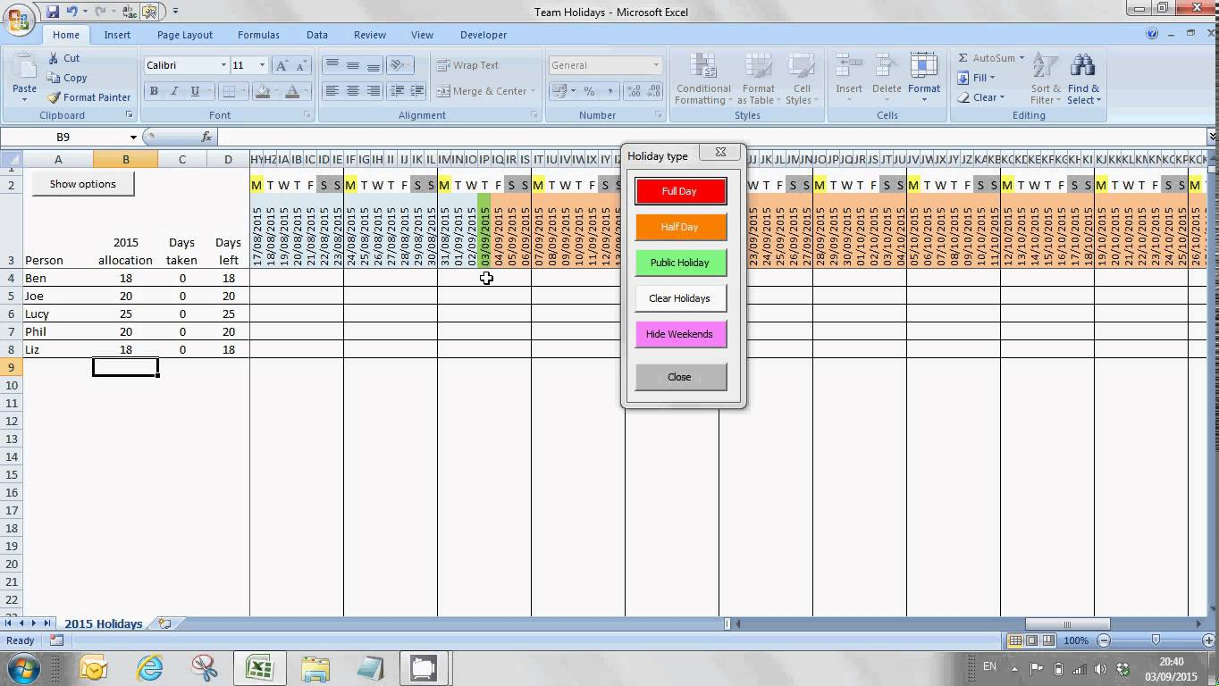 staff scheduling template excel free - Thevillas.co