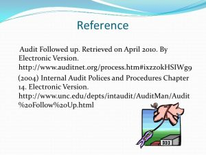 audit report sample audit process audit procedures audit planning auditing