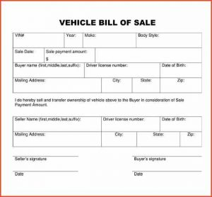 auto bill of sale pdf bill of sale auto auto bill of sale template imqknx
