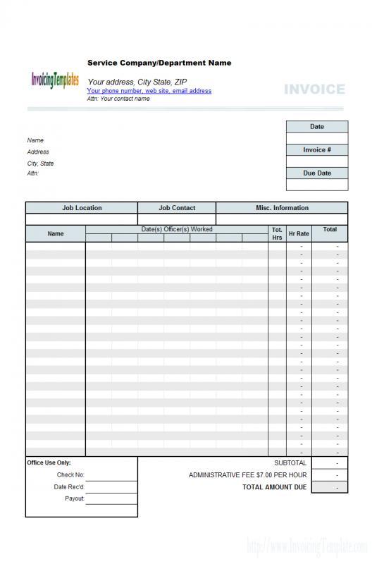 auto repair receipt