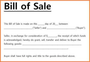 automobile bill of sale template free bill of sale template microsoft word others free bill of sale microsoft word template for selling goods or products