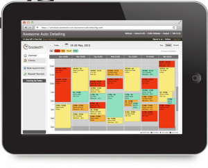 automotive business card automotive appointment booking software desktop
