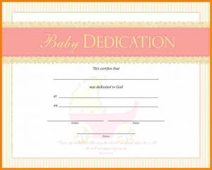 baby dedication certificate baby dedication certificate adcafdedddde