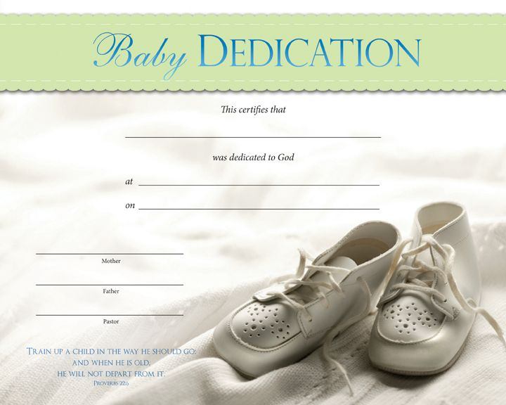 image relating to Free Printable Baby Dedication Certificates titled Little one Devotion Certification Template Enterprise