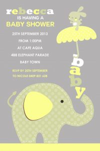 baby shower invitations that can be edited ba shower invitations free online cute ba
